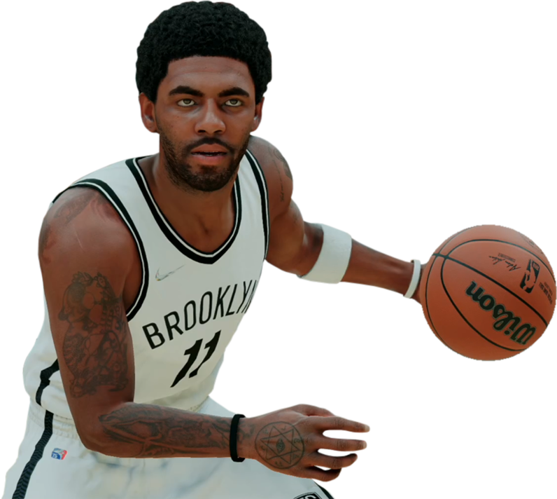 Kyrie Irving Stop and Go NBA 2k22